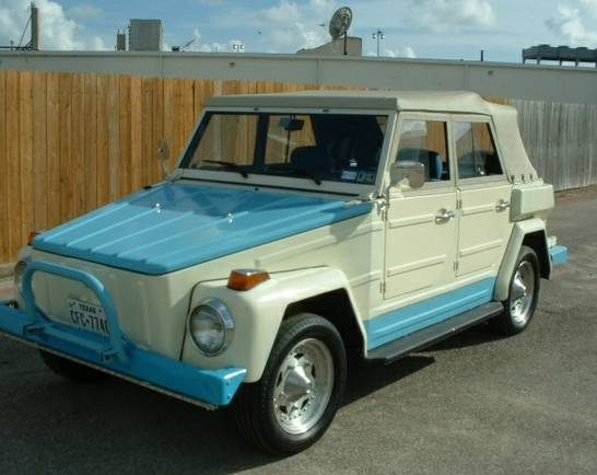 1974 VW Thing Parts Car For Sale in Nacogdoches, Texas - $2K