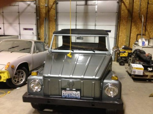1973 VW Thing 4 cylinders Manual For Sale in Tri Cities ...