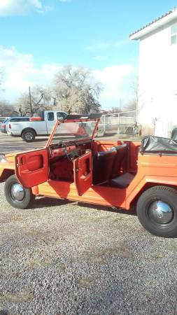 1974 VW Thing Convertible For Sale in Albuquerque, New ...