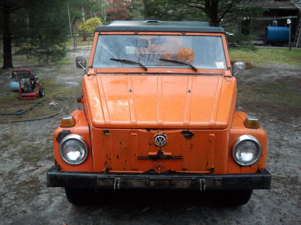 1973 VW Thing Convertible V4 For Sale in Smithville, New ...