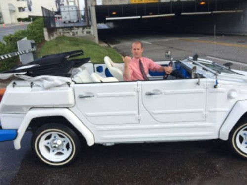 1973 VW Thing V4 Manual For Sale in Largo, Florida - $11.5K
