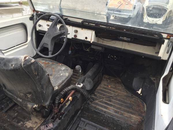 1973 VW Thing V4 Manual For Sale in Kennewick, Washington ...