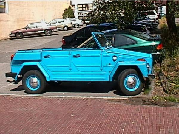 Volkswagen Thing For Sale >> 1974 Vw Thing Manual For Sale In Vancouver British Columbia 8 5k