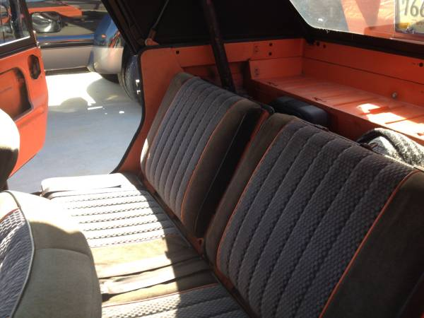 1973 VW Thing 1600 Manual For Sale In Inland Empire