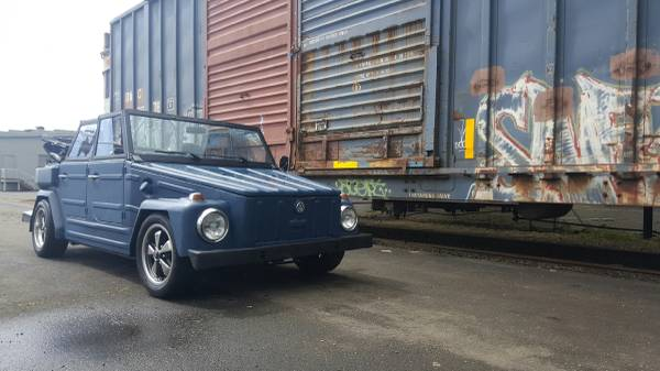 VW Thing For Sale in Oregon: Volkswagen 181 Classifieds (1973-74)