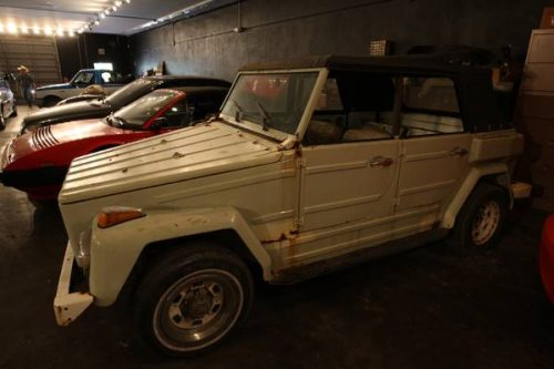 1974 VW Thing V4 Manual For Sale in Fort Lauderdale ...