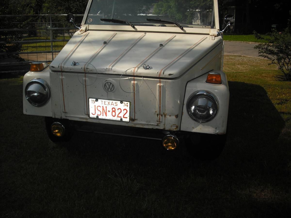 Craigslist Portland Oregon Cars Trucks Owner >> 1974 VW Thing Rebuilt Car For Sale in Sherman, Texas - $12K