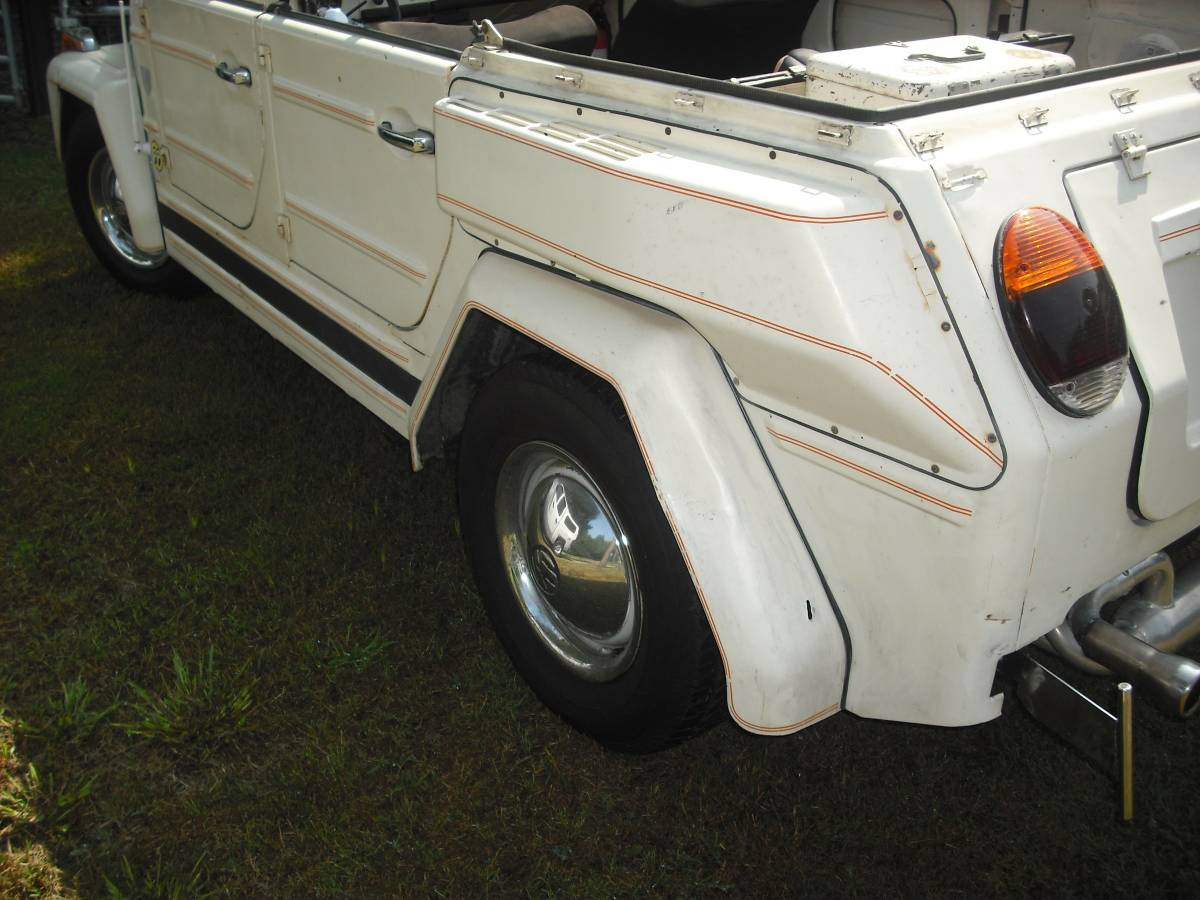 1974 VW Thing Rebuilt Car For Sale in Sherman, Texas - $12K