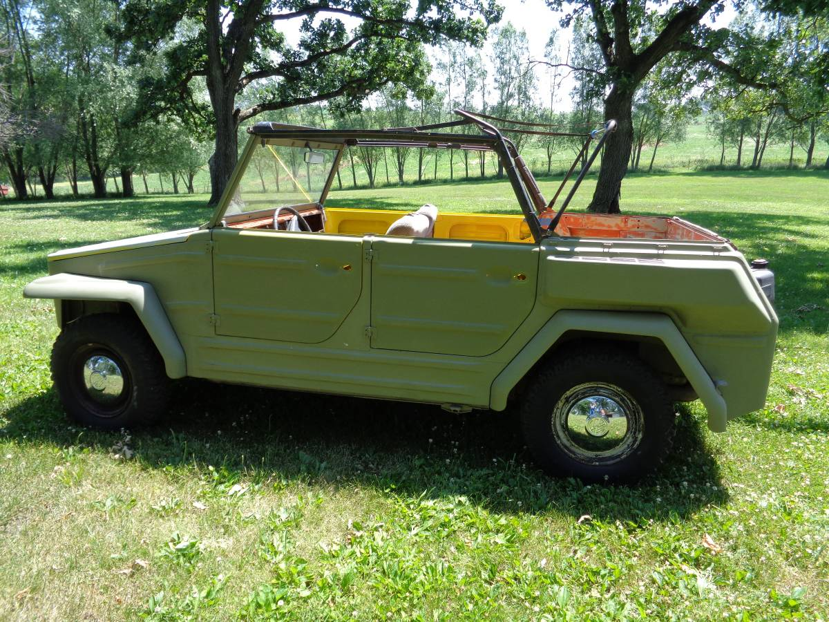 VW Thing For Sale in Missouri: Volkswagen 181 Classifieds