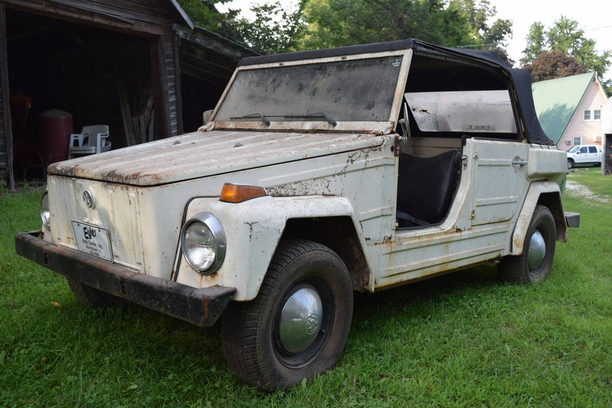 1974 vw thing convertible for sale in springfield - Craigslist central illinois farm and garden ...
