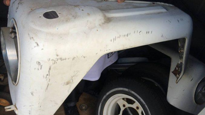 VW Thing Fenders and Deck For Sale in San Bernardino ...