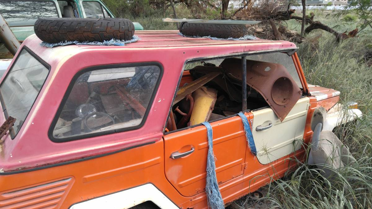 VW Thing Body Parts or Sale in Waianae, Hawaii