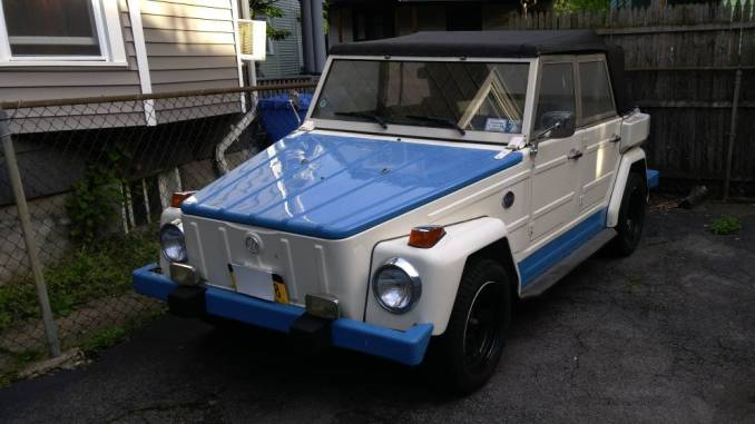 1974 VW Acapulco Thing For Sale in Rochester, New York ...