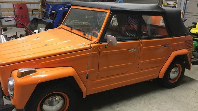 volkswagen restoration tennessee