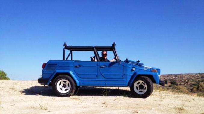 1973 VW Thing 2100cc Manual For Sale in Redondo Beach ...