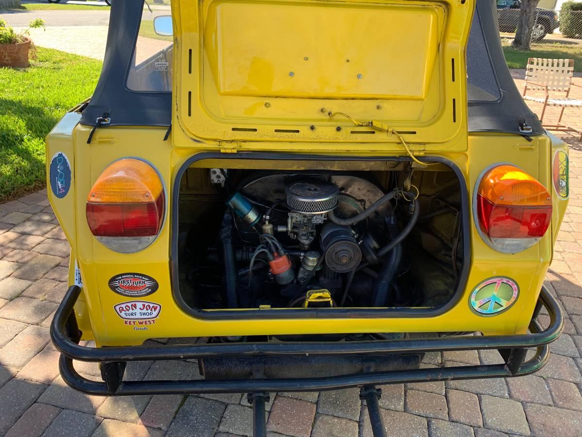 1974 VW Thing Manual For Sale in Daytona Beach, FL - $14,000