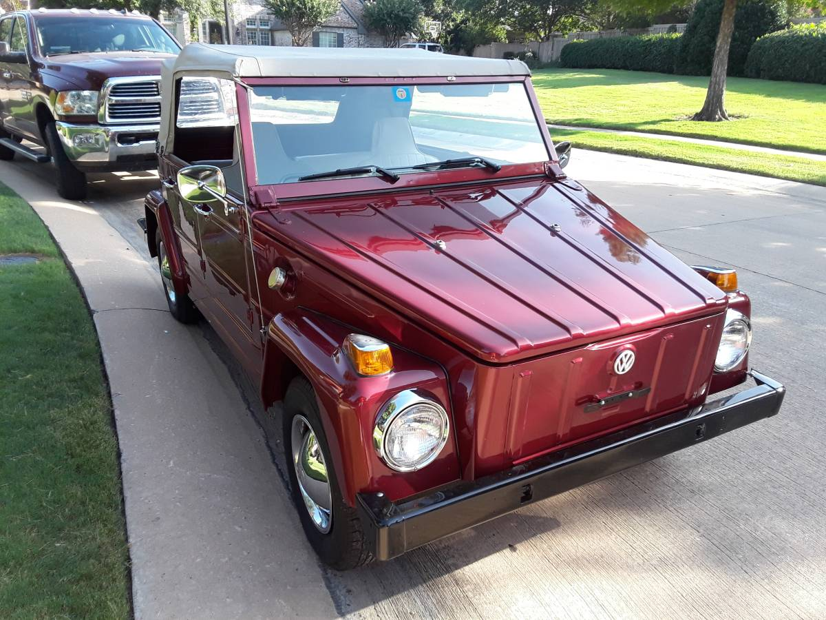 1973 VW Thing 4cyl Manual For Sale in Florence, KY - $16,900.