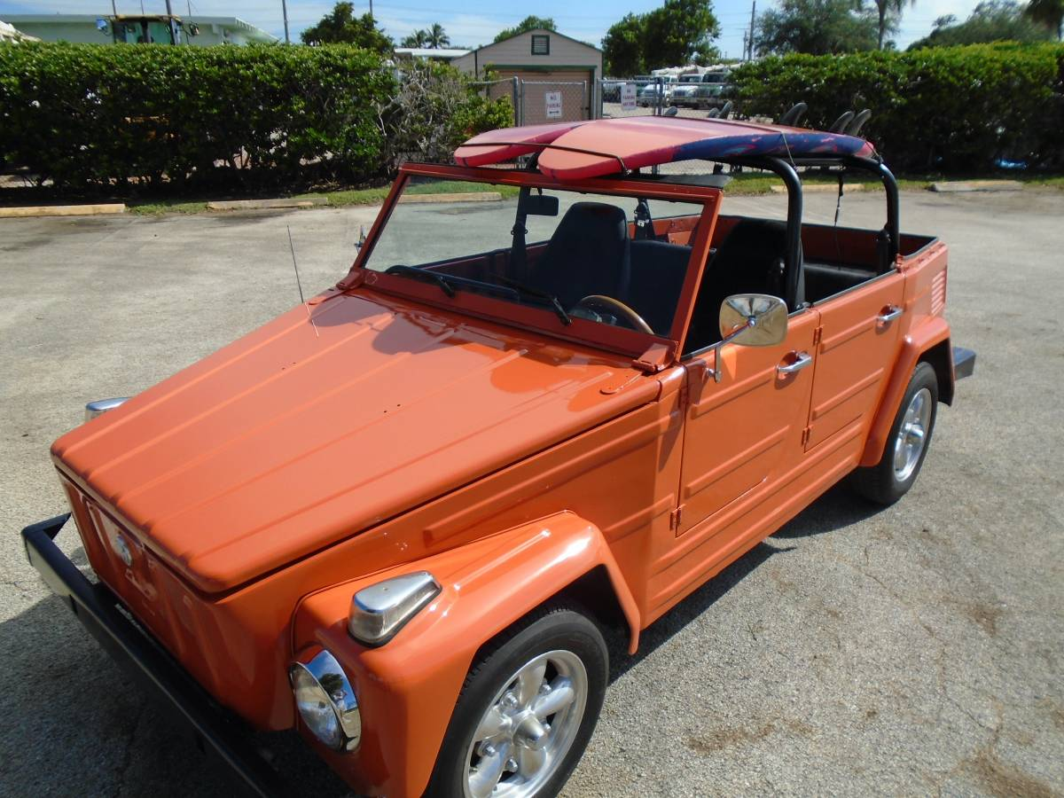 1974 VW Thing 4cyl Manual For Sale in Fort Lauderdale, FL ...