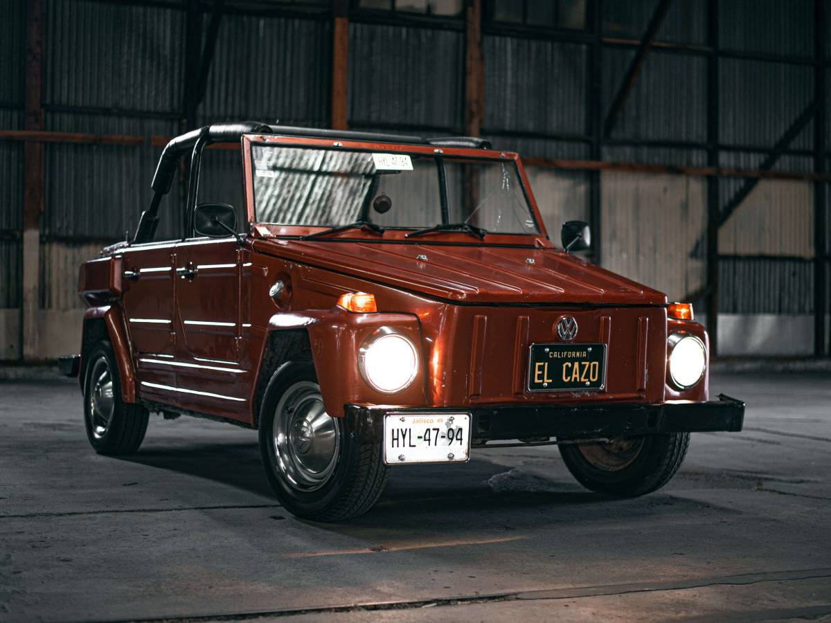 1974 VW Thing 1600 Manual For Sale in Sacramento, CA - $11,000