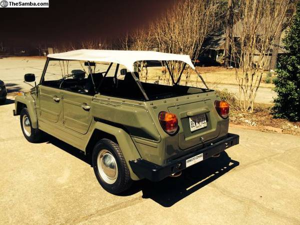 1974 VW Thing 1600 cc Motor For Sale in Temecula ...