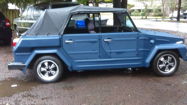 1974 VW Thing Convertible V4 For Sale in Hillsboro, Oregon ...