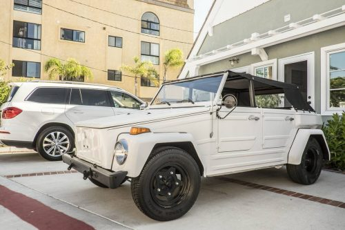 1974 VW Thing Manual For Sale in Mission Beach, California ...