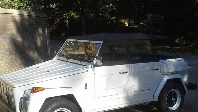 1974 VW Thing 1600 Manual For Sale in Rock Hill, South ...