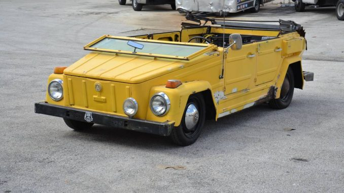 1974 VW Thing Convertible For Sale in South Florida ...