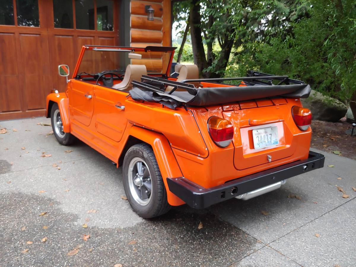1974 VW Thing Rebuilt For Sale in Everson, Washington ...