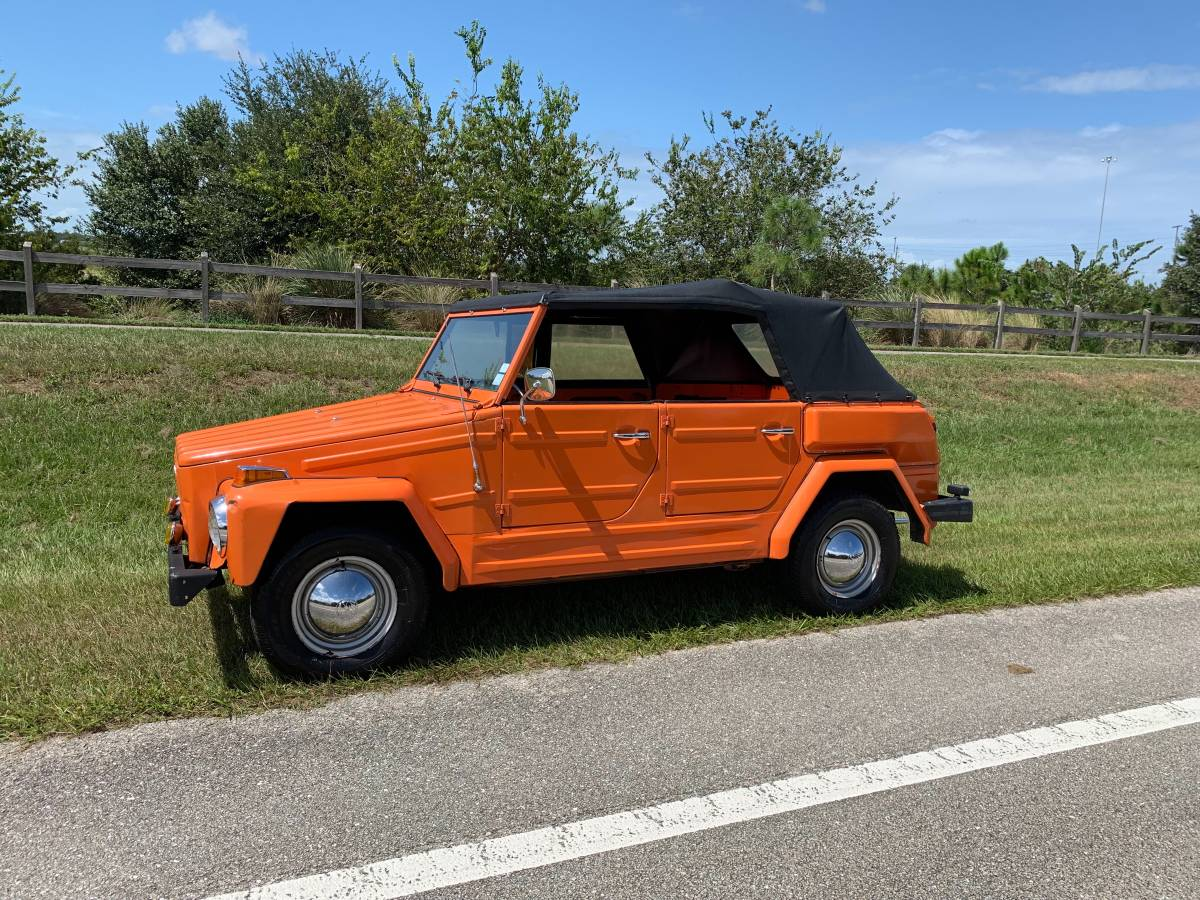 1974 VW Thing For Sale in Sarasota, Florida - $14,000