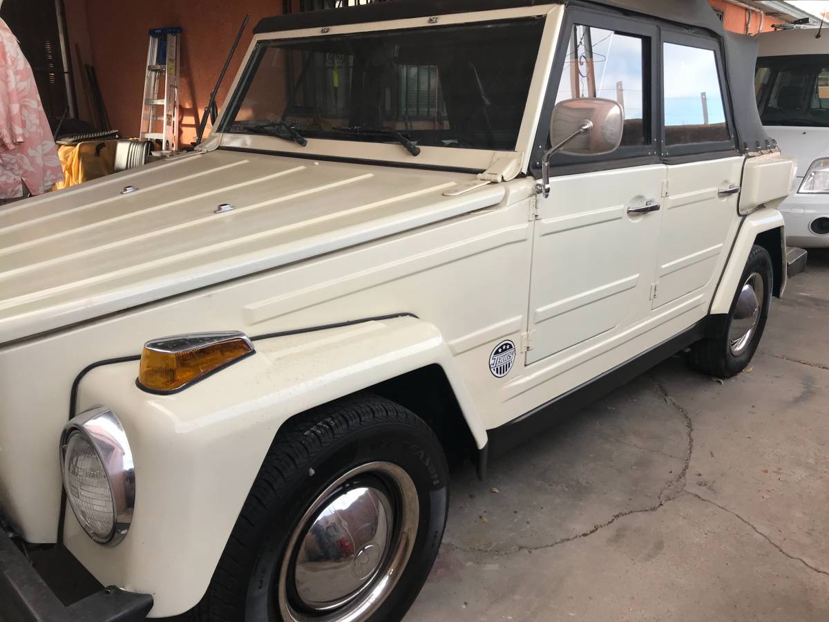 1974 VW Thing Manual For Sale in Albuquerque, New Mexico ...