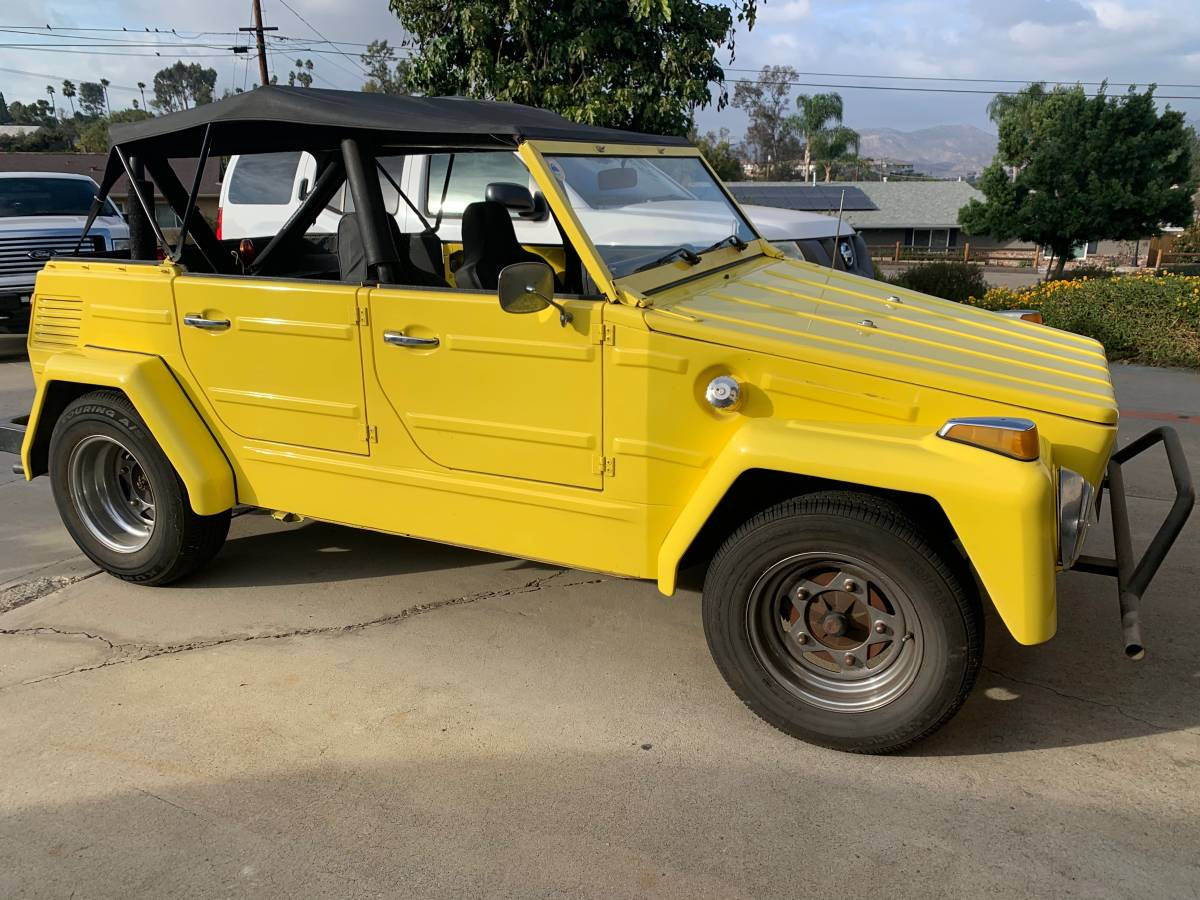 1973 VW Thing 1600cc For Sale in San Diego, California ...