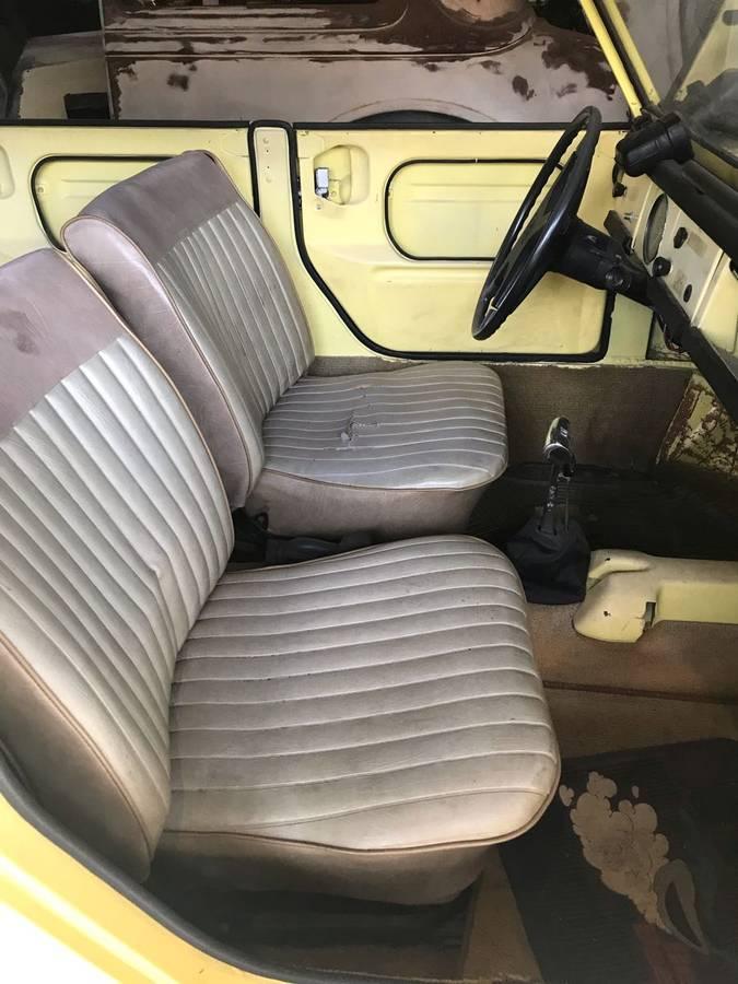 1974 VW Thing For Sale in Shreveport, Louisiana - $8,900