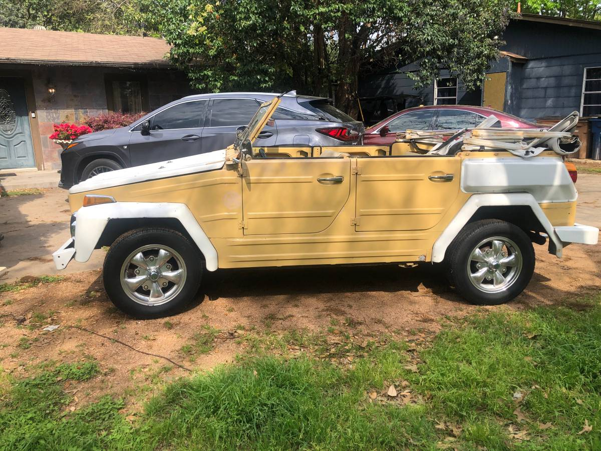 1974 VW Thing Rebuilt 4cyl Manual For Sale in Austin, TX ...