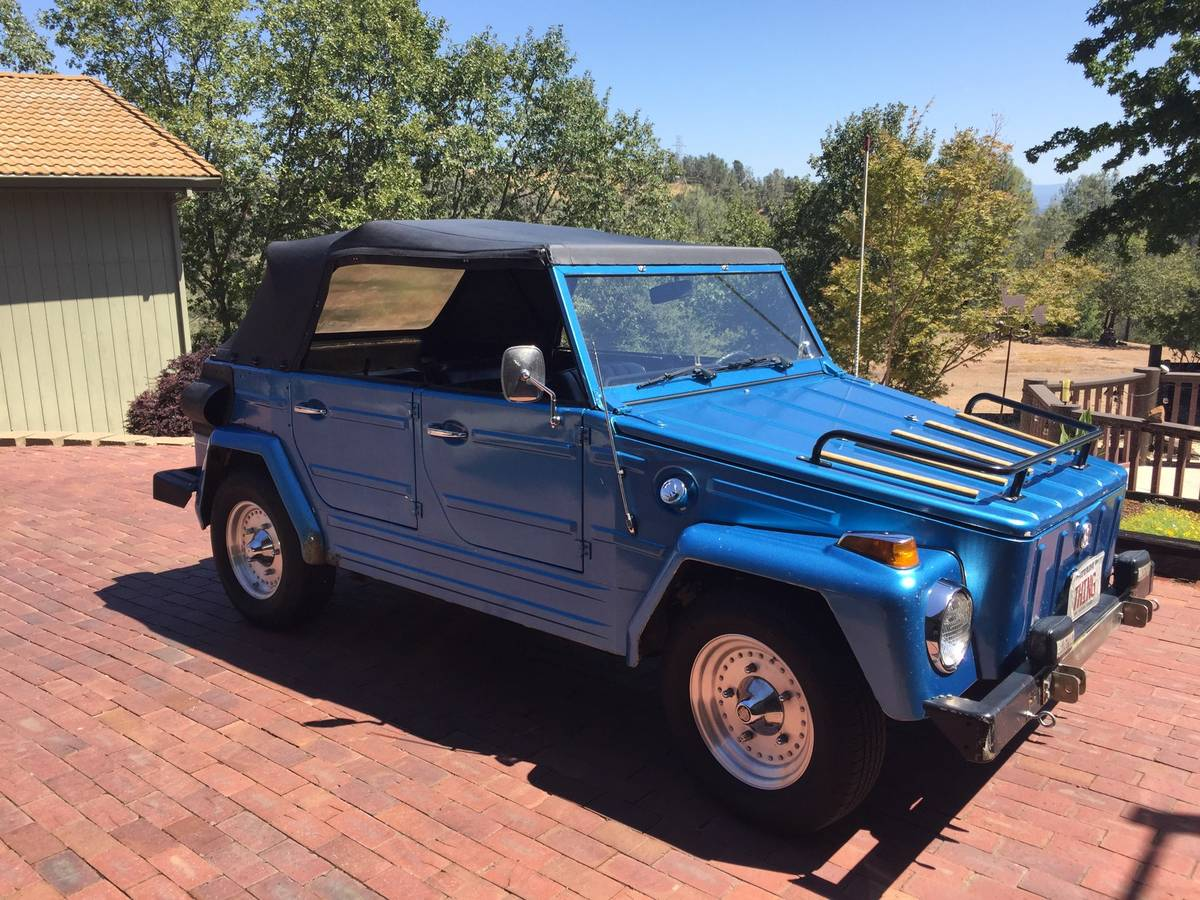 1973 VW Thing w/ Dual 40 IDF Webers For Sale in Redding ...