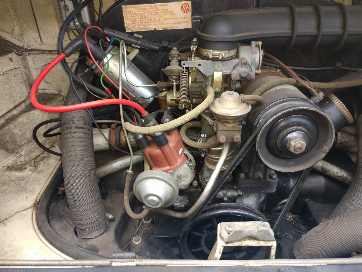 1974 VW Thing 4cyl Manual For Sale in Rochester, NY - $11,500