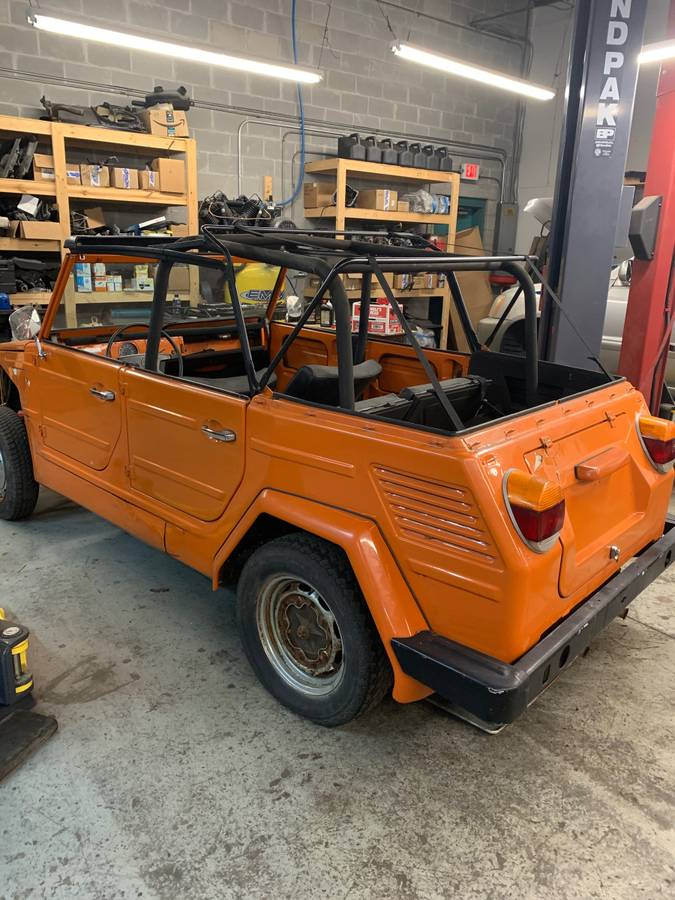 1973 VW Thing 4cyl Manual For Sale in Virginia Beach, VA ...
