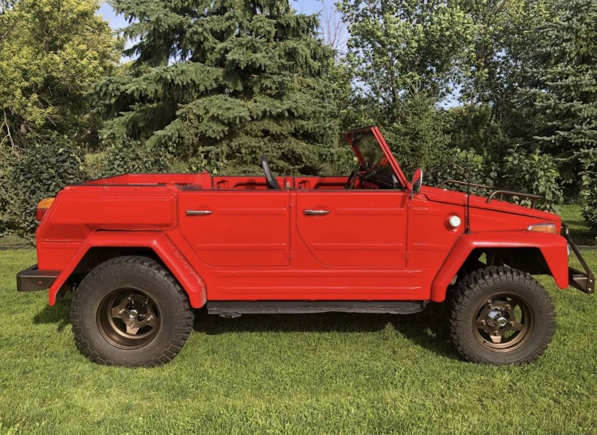 1974 VW Thing 4spd Manual For Sale in Arlington, TX - $20,000
