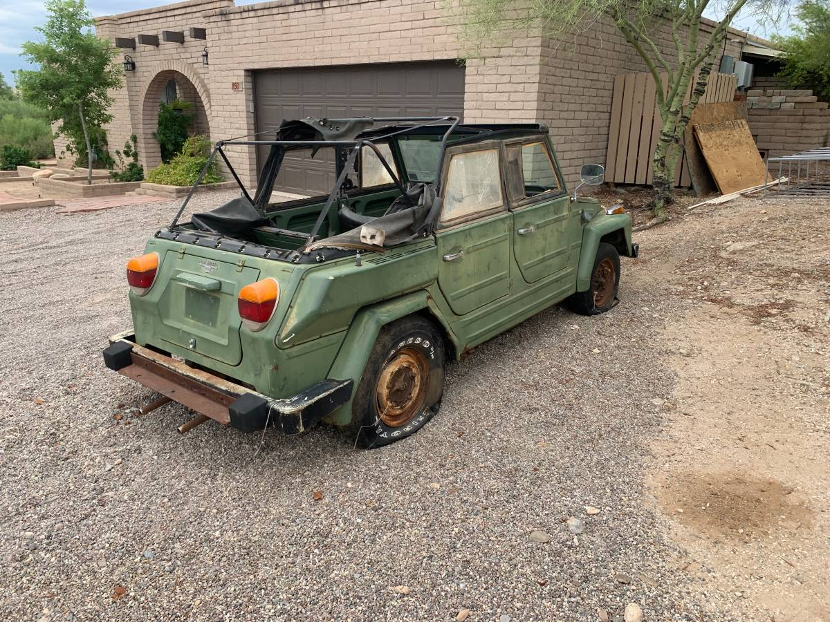1974 VW Thing 4 Cylinder Automatic For Sale in Tucson, AZ ...