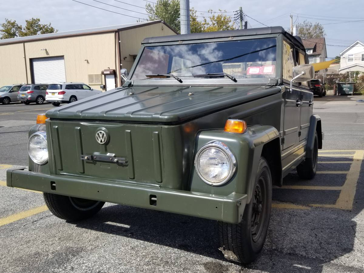 1973 VW Thing Manual For Sale in Staten Island, NY - $11,995