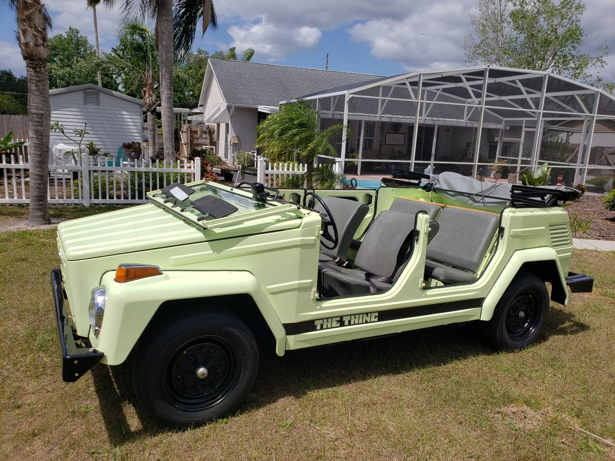 1973 VW Thing 1600cc 4-Speed For Sale in Saint Cloud, FL ...